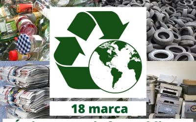 18 marca – Światowy Dzień Recyklingu